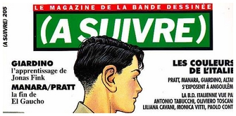 Bd magazine A suivre