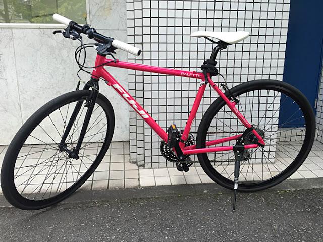 Fuji track palette