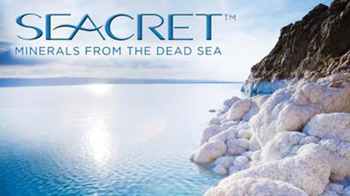Lịch sử Biển Chết và lợi ích của muối biển tốt thế nào Seacret