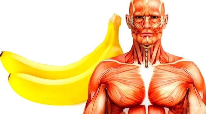 7 Bienfaits des bananes sur le corps humain