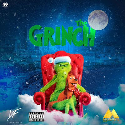 Young Family - The Grinch (EP 2020)