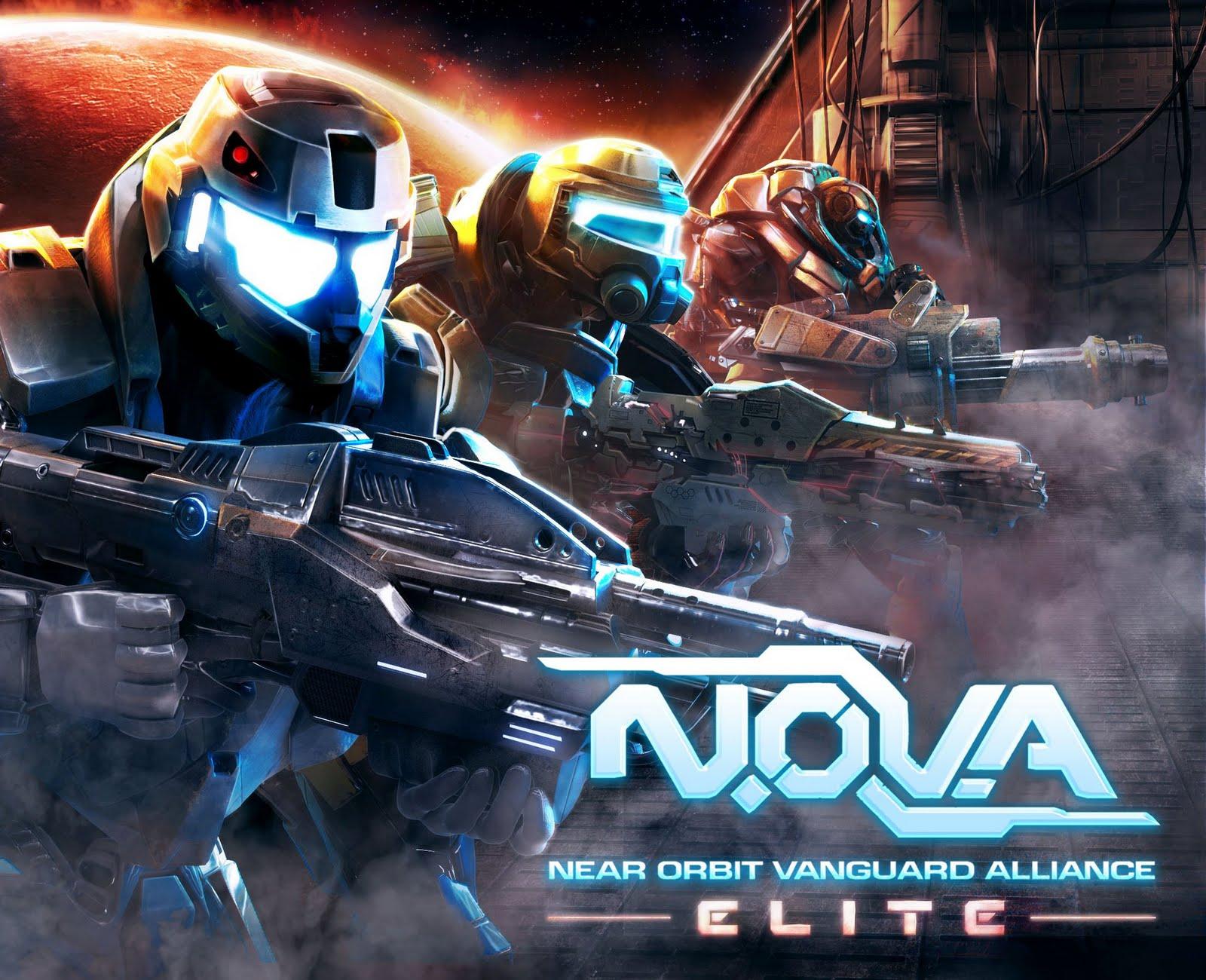 Actualidad Game: N.O.V.A. Elite, El Juego Shooter De Facebook