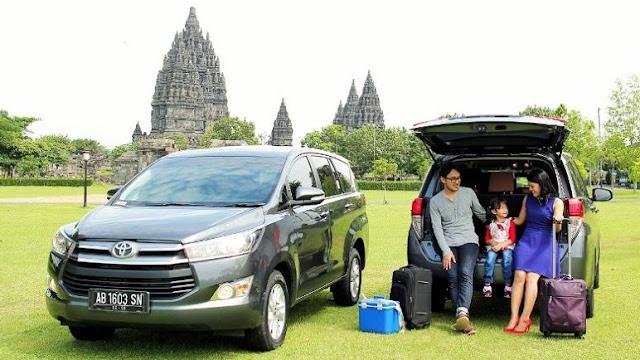Toyota Pilihan Mobil Keluarga Indonesia