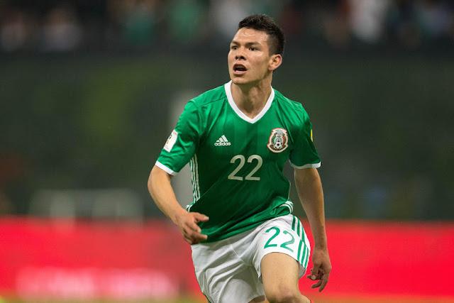 Logros Futbolista Hirving Lozano
