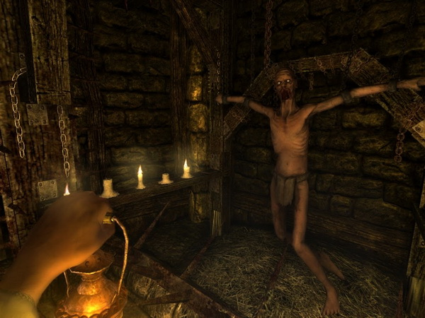 amnesia 2 - Amnesia: The Dark Descent PC