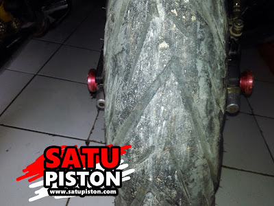Review Ban FDR Genzi Pro Ukuran 120/ 80 Ring 17