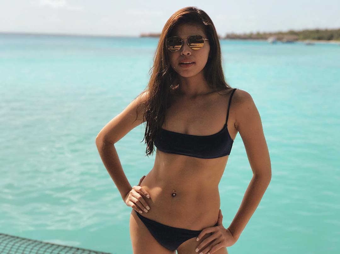 maine mendoza sexy bikini pics 01