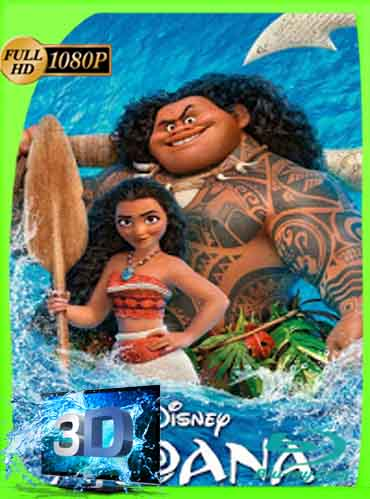 Moana (2016) Latino Full 3D SBS BDRIP 1080P [GoogleDrive] dizonHD