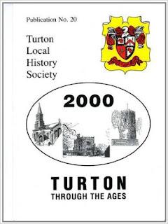 Turton Local History Society #20 - 2000 - Turton through the Ages