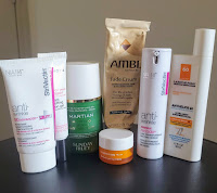 Products used in Daytime Skincare Routine