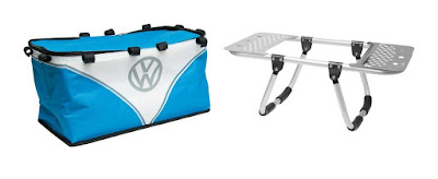 VW Picnic Hamper and BBQ