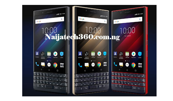 bb key2 le in nigeria
