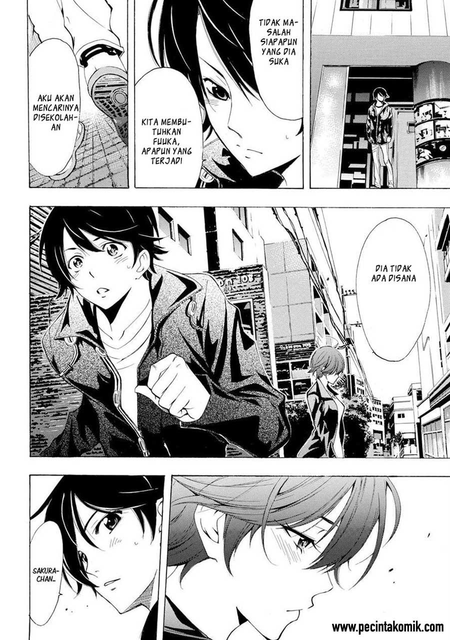 Fuuka Chapter 141-13