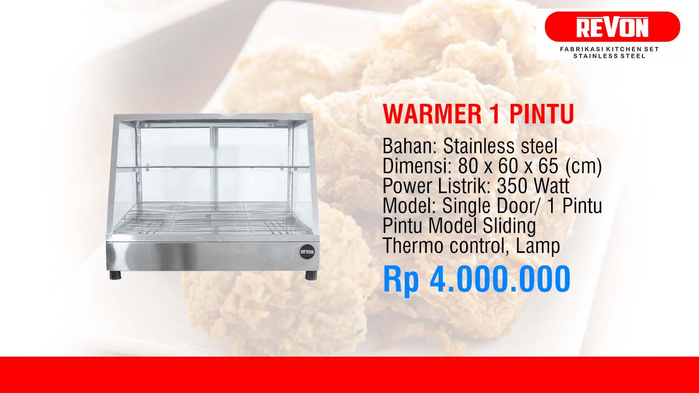 Warmer Fried Chicken di Surakarta