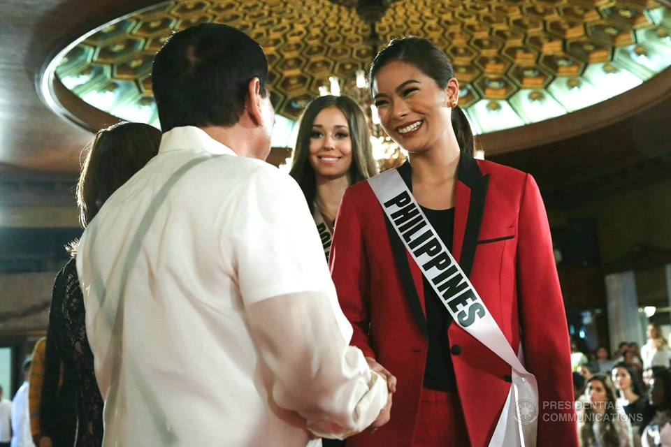65th Miss Universe on January 30 not a holiday - Palace