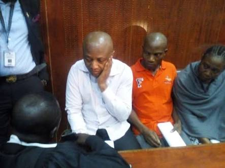 Rich Kidnapper Evans' Lawyer Withdraws From Case