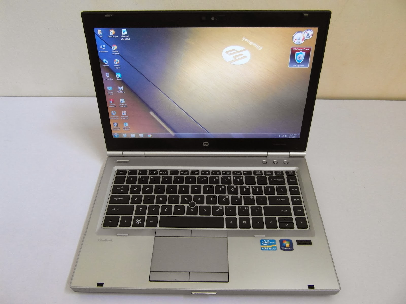 Hp Elitebook 8460p Three A Tech Computer Sales And Services Used Laptop Hp