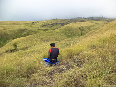 padang rumput rinjani