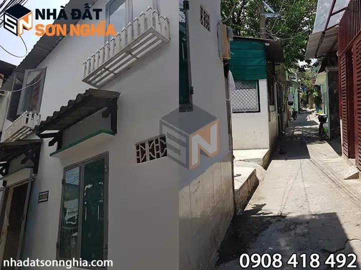 Nhà đất Sơn Nghĩa bán nhà gò vấp 800 triệu
