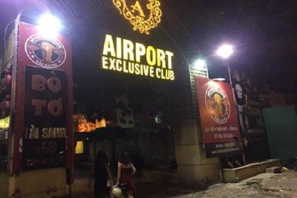Hà Nội: Bar Airport Chùa Bộc xây dựng và hoạt động nhiều năm không giấy phép