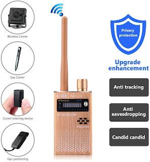 G319 anti spy camera detector