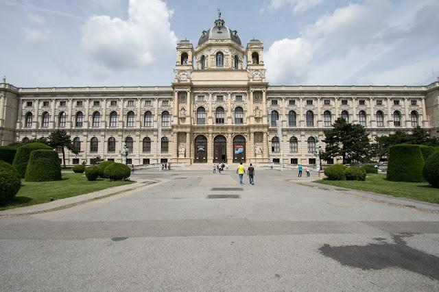 Museum quartier-Vienna