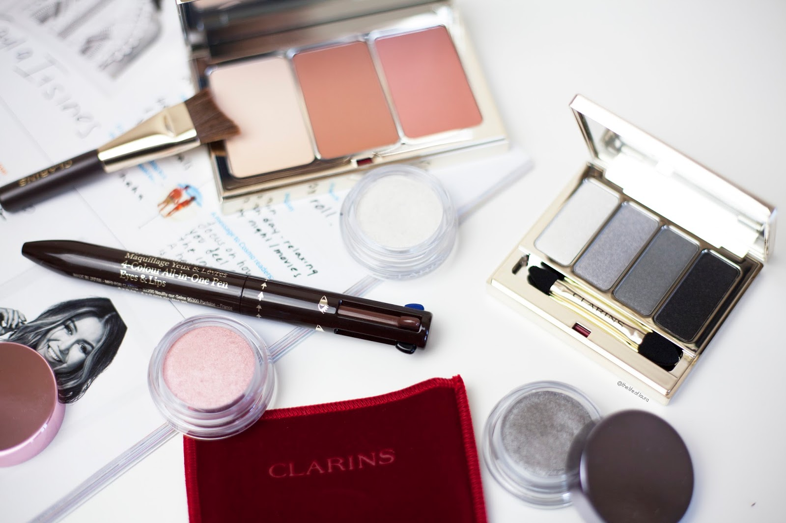 Clarins Spring Make Up