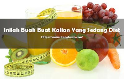 7 Jenis buah untuk diet