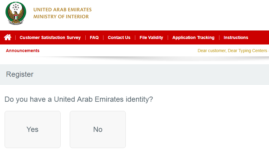 "Good news for GCC Nationals and residents alike! From now on, you can make applications related to nationality and residence, without having to visit typing offices or customer service centers. With the newly-launched ""e-channels"", nationals and residents can apply for entry permits and residency visas within 10 minutes from the comfort of their homes.  People don't need to physically visit different visa agencies or centers in the UAE. Anyone can register at https://echannels.moi.gov.ae and select the services required and allowed for them. Individuals will need an email ID and password to register and log into the system.  For example, if you have selected an individual service, you have to simply type in your email id. Immediately, a reply will be sent to you via a link.  click on the Register button and obtain login details to access the new system.  What are the processes that can be done? Emiratis can apply to sponsor individuals. Residents can apply for new visas, or renew or cancel existing ones. They can also follow up on applications and print visas.  Similarly, GCC nationals can apply to sponsor individuals and GCC residents can apply for new visa permit. Visitors can also apply for new visa permit.  Companies can submit visa applications for their employees without having to visit General Directorate of Residency and Foreigners Affairs centers.  The new system connects government entities involved in providing residency and visa services and offers first-time benefits in terms of similar procedures, with the ability to read official documents electronically, using face recognition technology to identify the applicants, handle routine requests as well as auditing, accounting, governance, protection and quality control, all without human intervention as per international standards.  An automated payment facility integrated with the system through payment gateway Amwal is provided to the external partners of the ministry who provide the services. The new system will help with financial transparency and facilitate payments via IBAN details. Residents can also get back their security deposit and transaction fees through the same channel without furnishing extra documents. Even fines can be paid through the same system.  According to the estimates of e-transaction experts, the ministry said that a transaction should not take longer than 10 minutes, depending on the speed of data entry by the applicant. They estimate that said that the new system will reduce the rush at government centers by 80% in 2018."