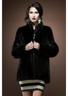 Fur jackets for women