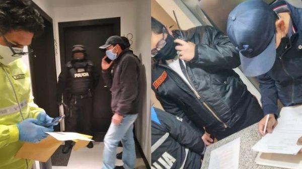Dictan prisión para diputado ecuatoriano en caso de corrupción