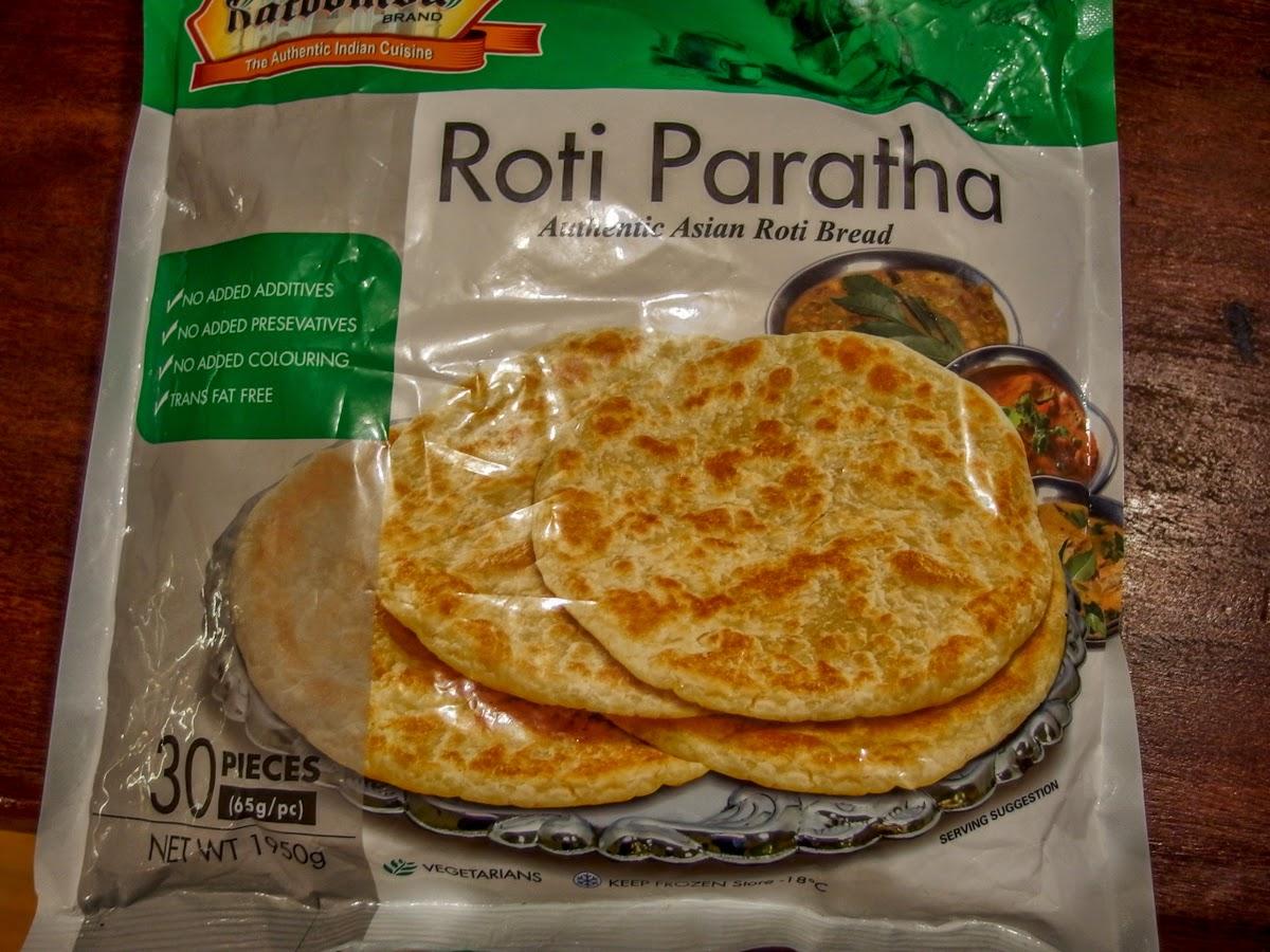 T&P : 印度咖喱雞配印度薄餅