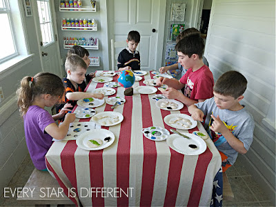 Phases of the Moon Project for Kids: Frosting the Moon Cycle