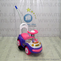 Mobil Mainan Anak Family FT6314 Tobby Boneka Bergoyang