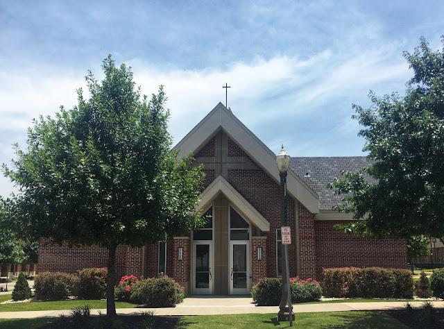 Elliston Chapel at East Village, Baylor University