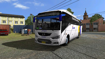 Mod Bus Discovery DC3 ETS2 1.30-38
