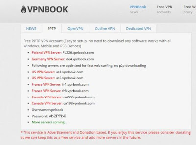 Cara Menggunakan VPN Bawaan HP Android