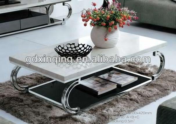 Modern Design Living Room Furniture Center Table C146 For Steel