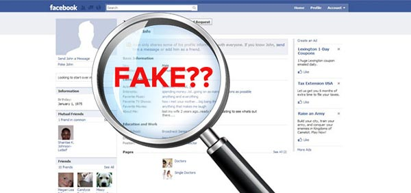 How To Find Owner Of Fake Social Media Account