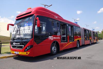 volvo 7300 metrobus