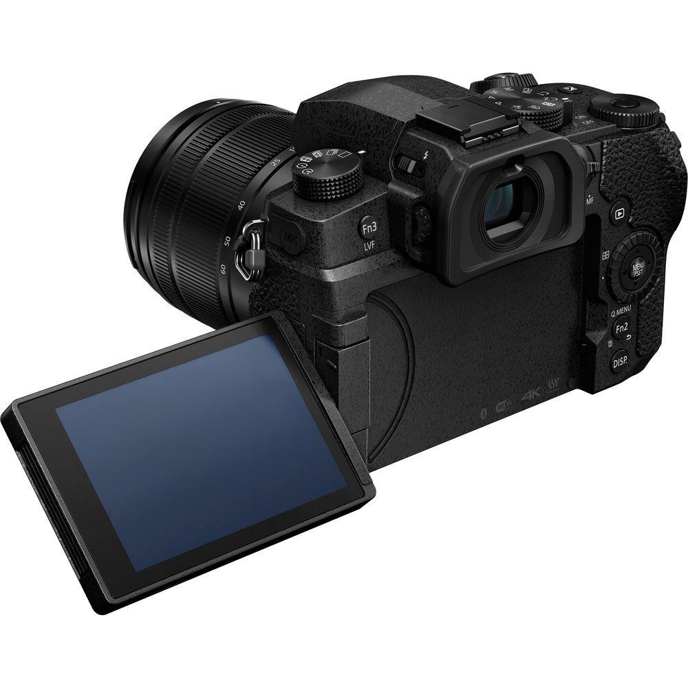 Panasonic Lumix G90 с откидным экраном