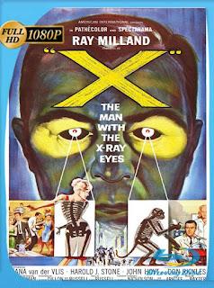 El Hombre Con Rayos X En Los Ojos (1963) HD [1080p] Latino [GoogleDrive] SilvestreHD