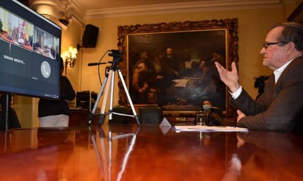 """Miraflores se prepara para realizar """"Noche en blanco 2021"""" en homenaje al Bicentenario"""