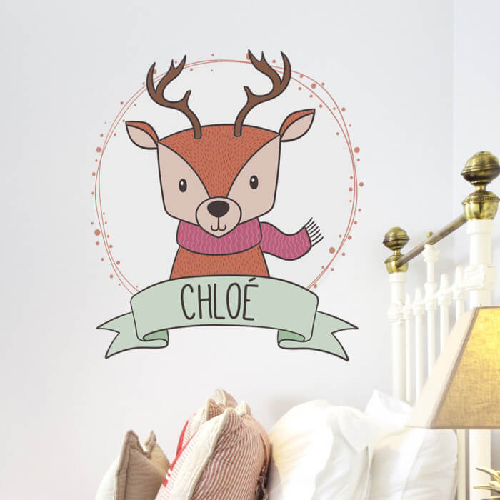 Wall stickers for the children's room