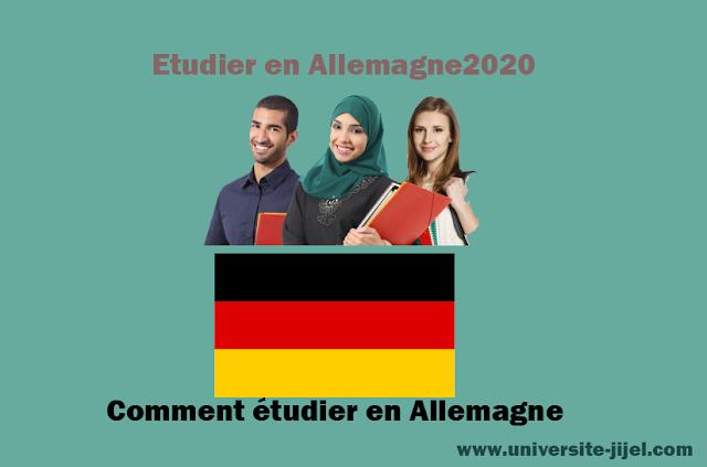 Comment étudier en Allemagne