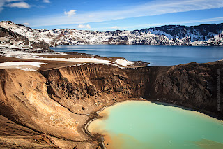 Askja volcano travel guide (Iceland)