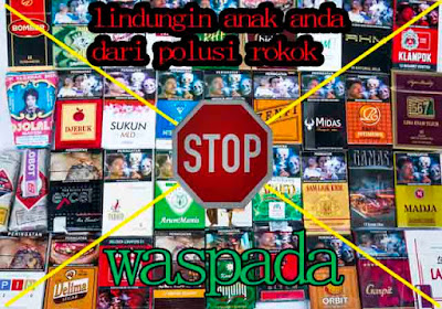 indonesia gawat: perokok pemula naik 2 kali lipat