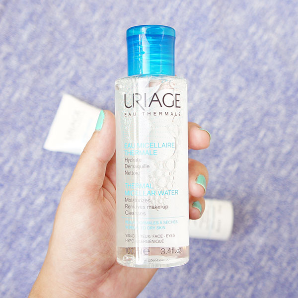 URIAGE Thermal Water Review, URIAGE Thermal Water, URIAGE Skincare, Micellar Water,