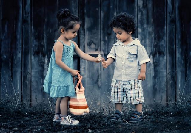 cinta bisa bersemi sejak dini