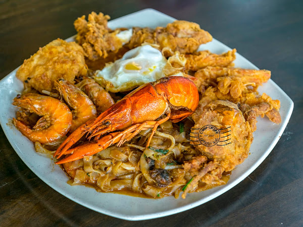 Best Halal Special Char Koay Teow in Penang